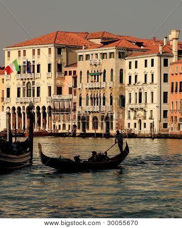 Venetian Silhouettes