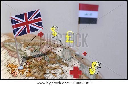 British Iraq Foreign Aid