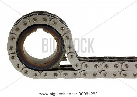 Mechanism Of Chain Gear