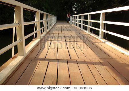 Schedule A Wooden Bridge