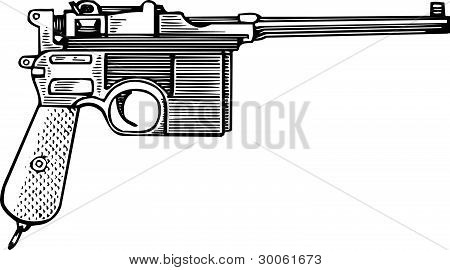 Pistol Mauser