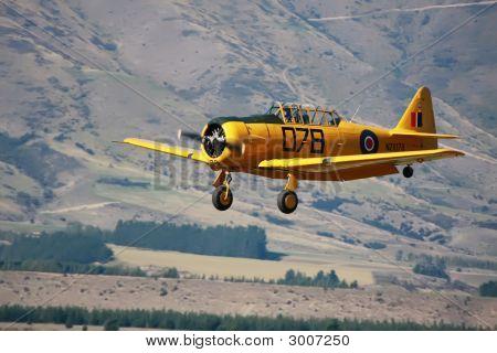 Warplane airshow