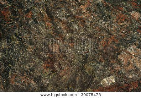 Serpentine Rock