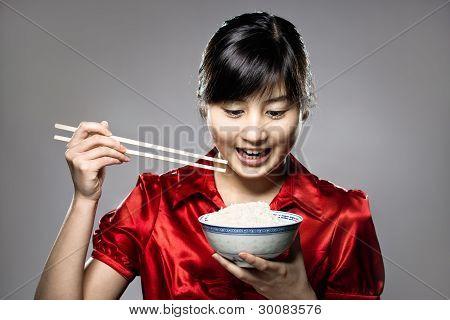 Eating Chinese Tonight