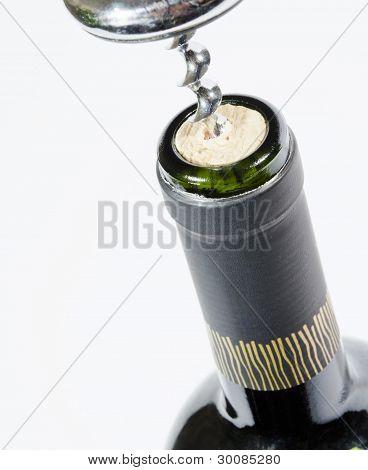 Uncorking A Wine