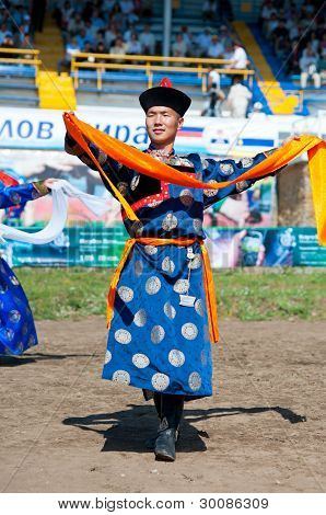 World Mongolians Convention 4