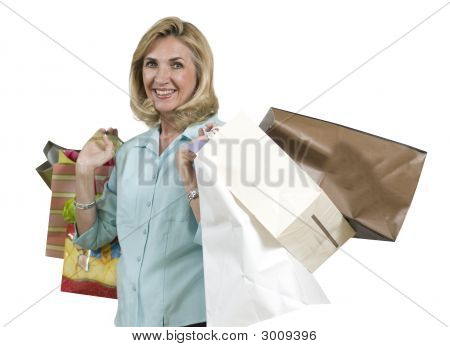 Mature Shopper