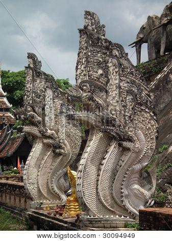 Naka Statues
