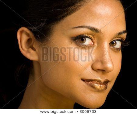 Beleza de bronze