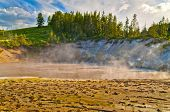 Thermal Pools Yellowstone