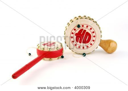 Chinese Hand Drums