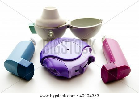 Different Inhaler