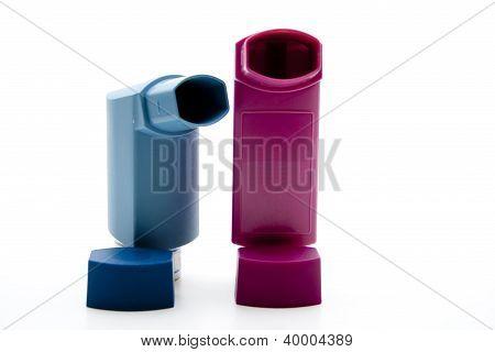 Different Inhaler
