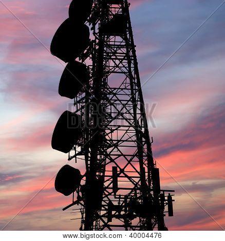 Modern Communication Tower (transmitter)