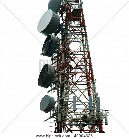 Modern Communication Tower (transmitter)