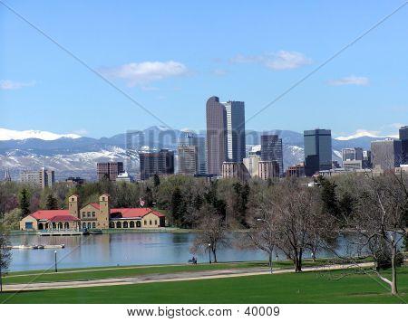 Denver Skyline 2