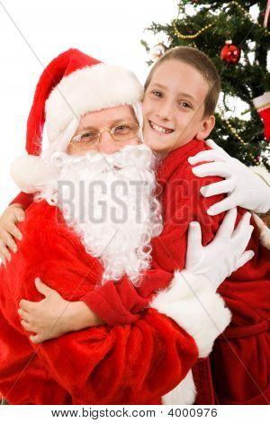 Big Hug For Santa
