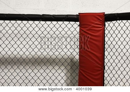 Mma Fight Cage Background