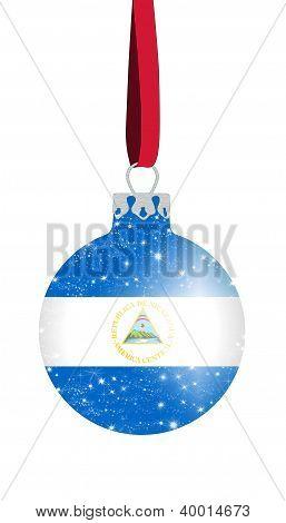Christmas ball - Nicaragua