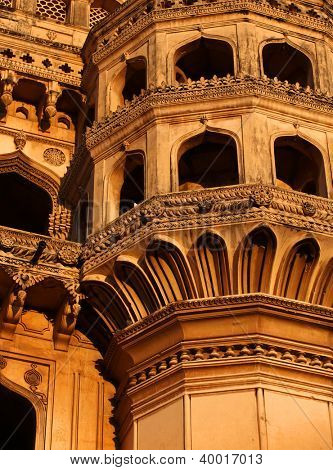 Charminar architecture