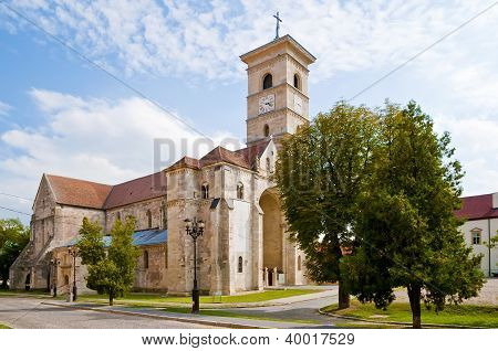 Catholic Church In Alba Iulia