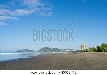 Scenic Jaco Beach