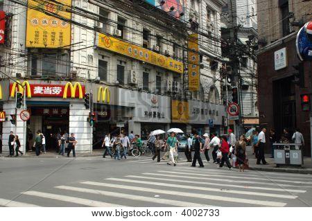 Shanghai, Nanjing Road