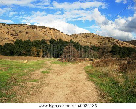 Quigley Canyon Panorama