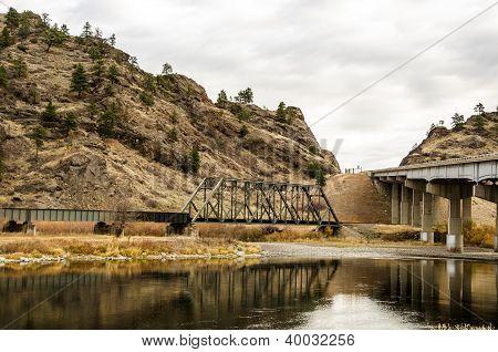 Bridges Over The Missouri