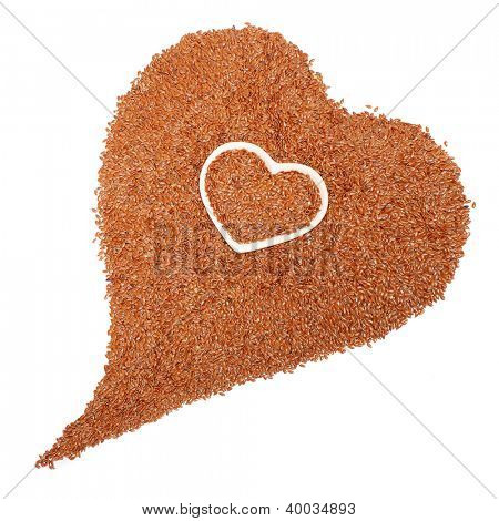 Flax seeds (Linum usitatissimum) contain high levels of dietary fiber as well as lignans, an abundance of micronutrients and omega-3 fatty acids.