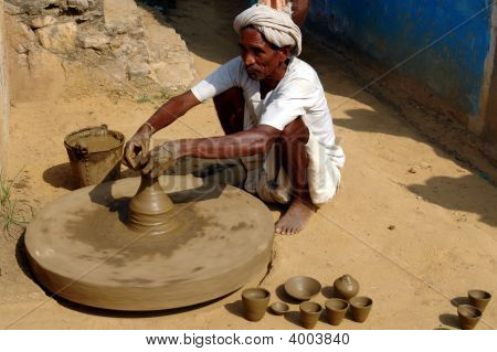 Potter In India