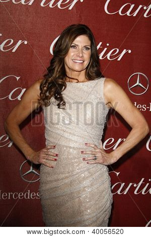 PALM SPRINGS, CA - JAN 7: Mary Bono at the 23rd Annual Palm Springs International Film Festival Awards Gala at the Palm Springs Convention Center on January 7, 2012 in Palm Springs, California