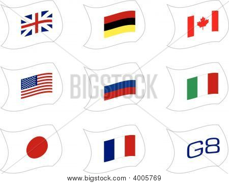 G8 Nations