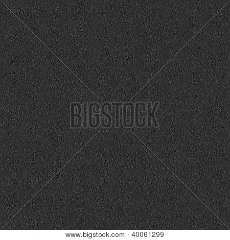 Dark Grey Asphalt Background.