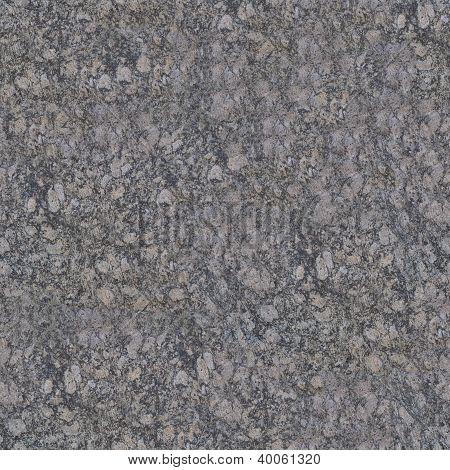 Seamless Dark Grey Granite Texture.
