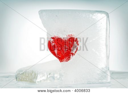 Heart And Ice