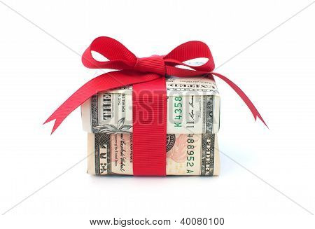 Geld Geschenk