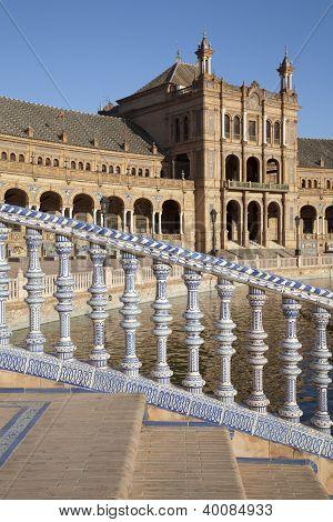 Ceramic Steps, Seville