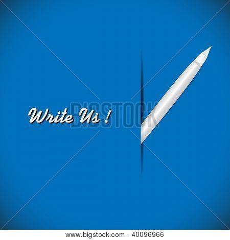 Write Us
