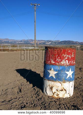 Barrel Race