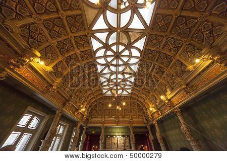 Palais de la Benedictine, city of Fecamp, France