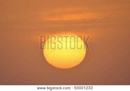 Dinner Island Sunrise