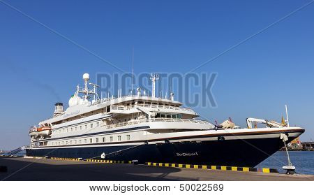 Cruise Ship Sea Dream