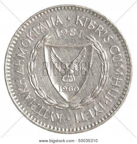 Old Greek Drachmas Coin