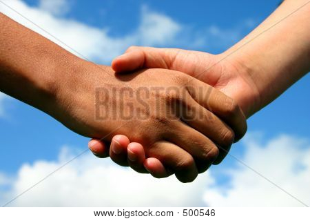 Hands Of Friendship