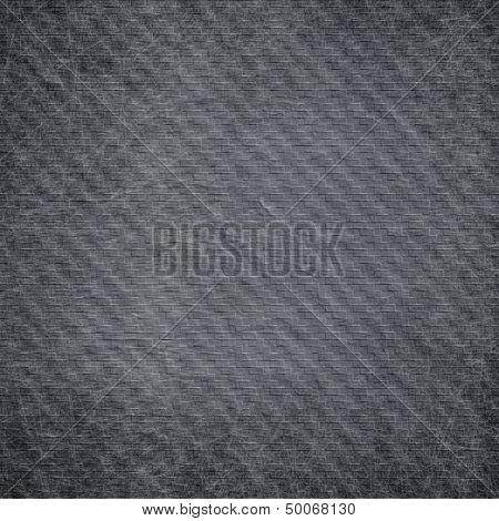Carbon fiber. Grunge texture