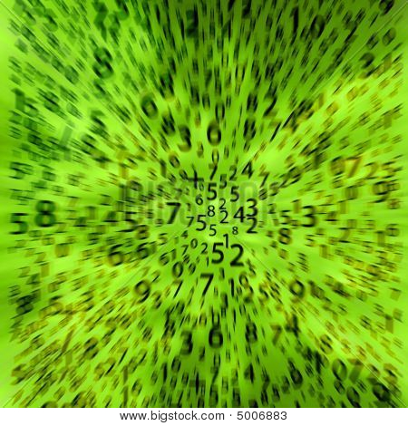 Number Vortex