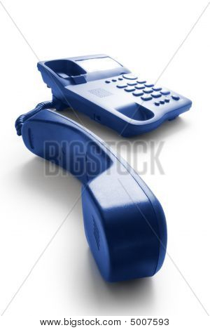Telephone With Receiver
