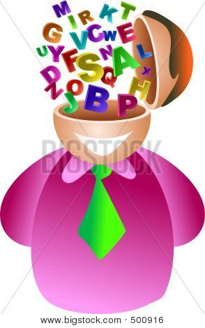 Alphabet Brain