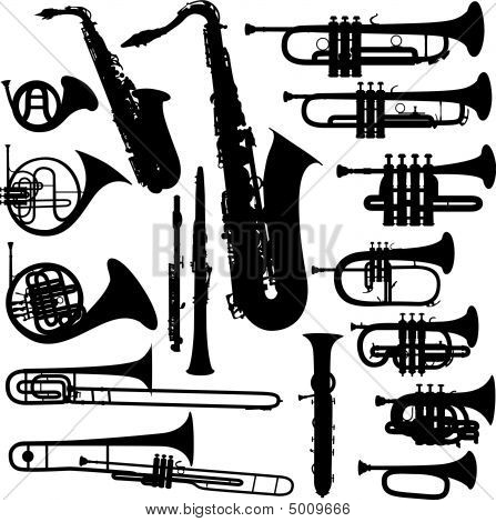 Musical Instruments Brass